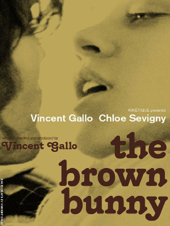 The Brown Bunny movie