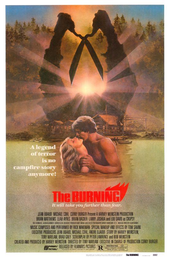 The Burning movie