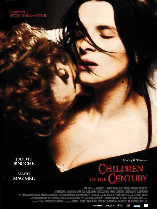 The Children of the Century movie