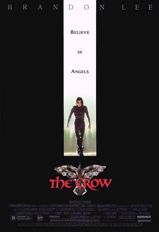 Crow movie