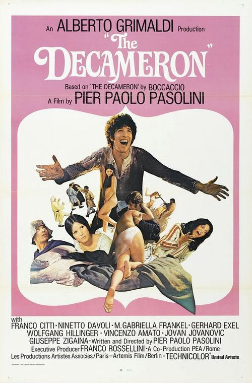 The Decameron  movie