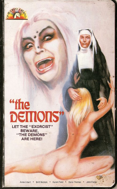 The Demons AKA Les démons movie