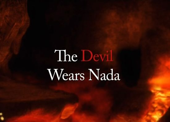 Devil Wears Nada movie