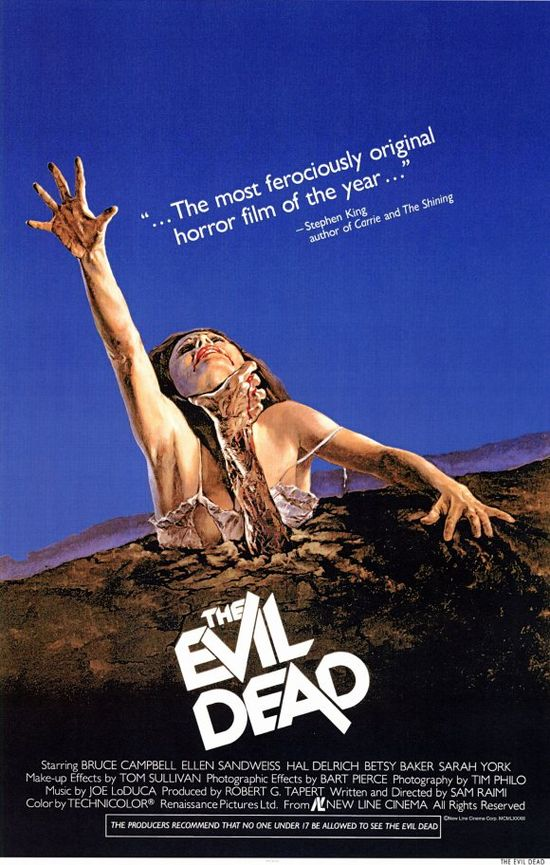 The Evil Dead  movie