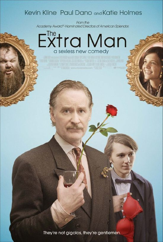 Extra Man movie