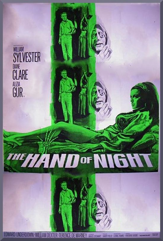 The Hand of Night  movie