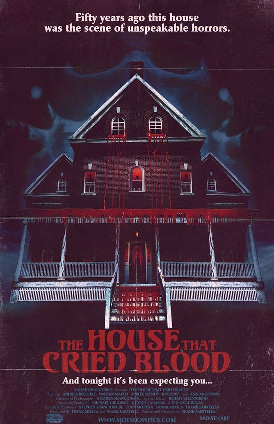 The House That Cried Blood movie