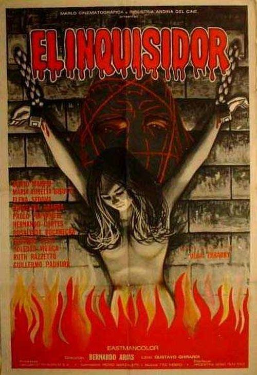 The Inquisitor (El inquisidor) movie