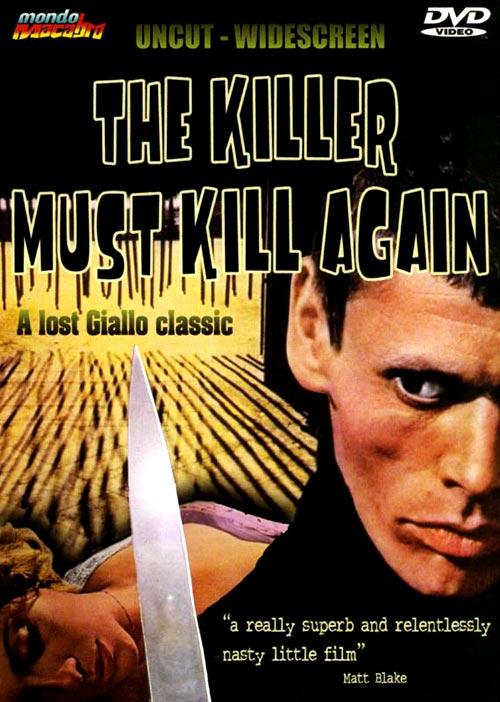 The Killer Must Kill Again movie