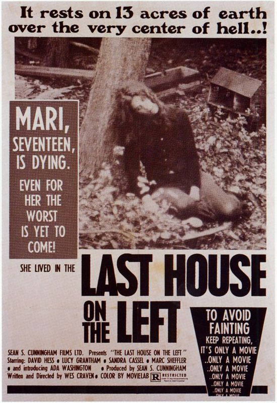 Last House on the Left (1972) movie