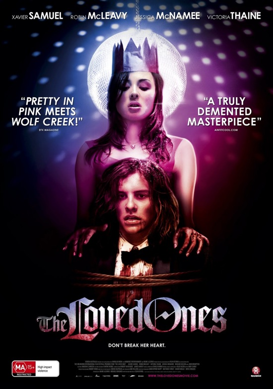 The Loved Ones movie