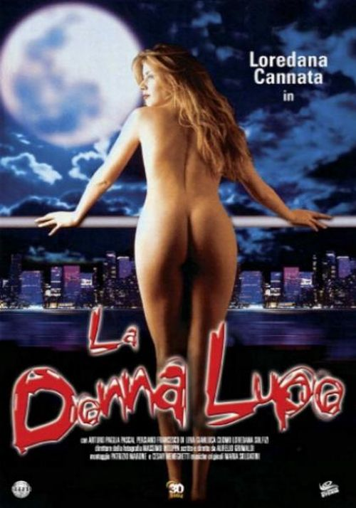 La donna lupo movie