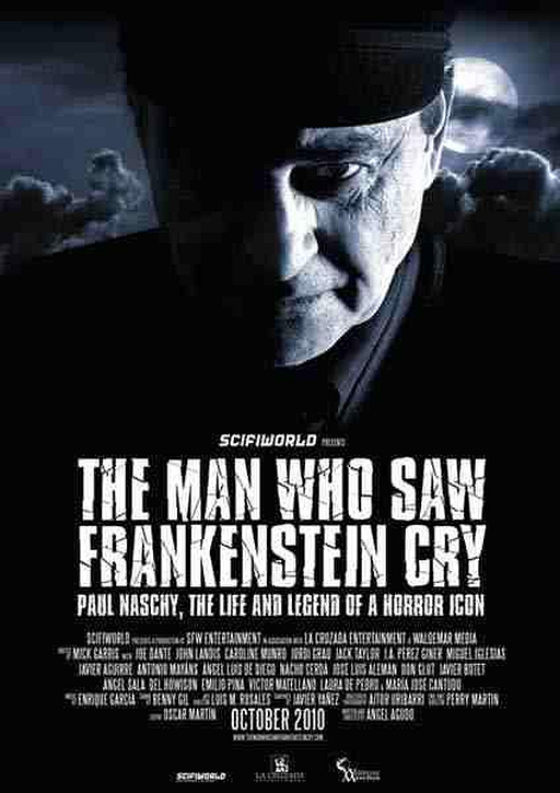 The Man Who Saw Frankenstein Cry movie