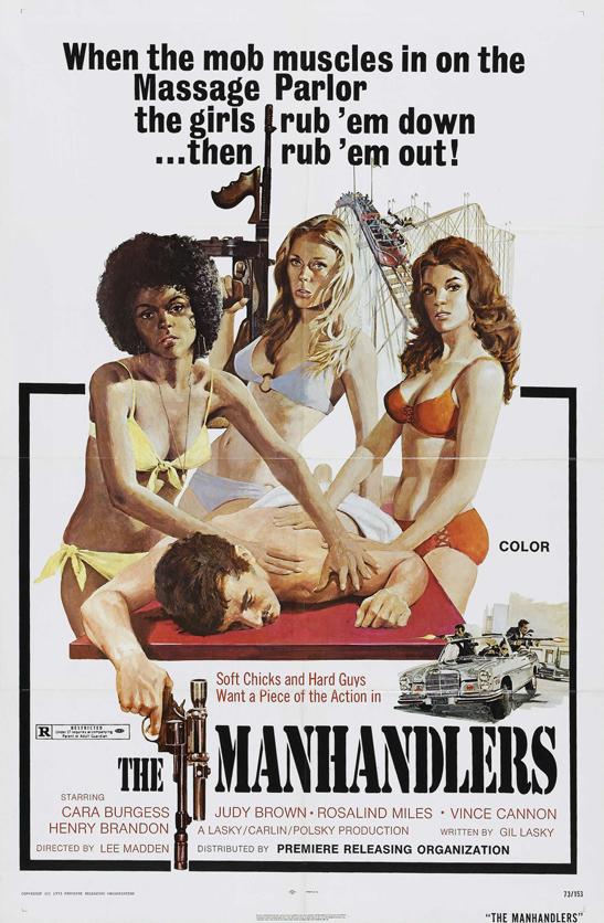 The Manhandlers movie