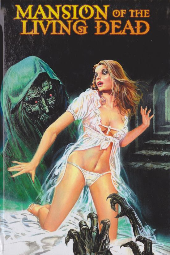 The Mansion of the Living Dead movie