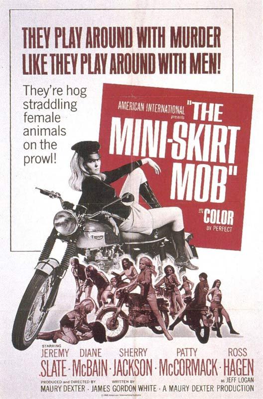 Mini Skirt Mob movie