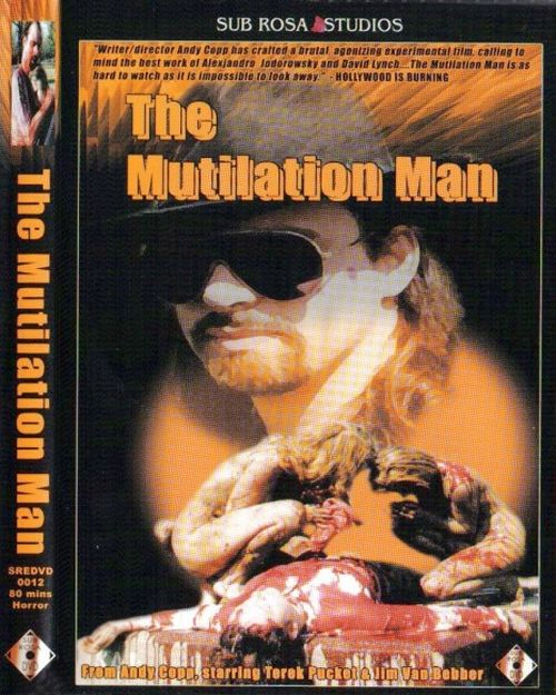 The Mutilation Man movie