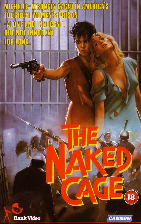 Naked Cage movie