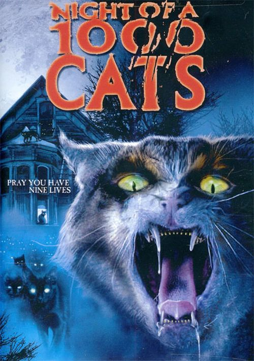 The Night of a Thousand Cats movie