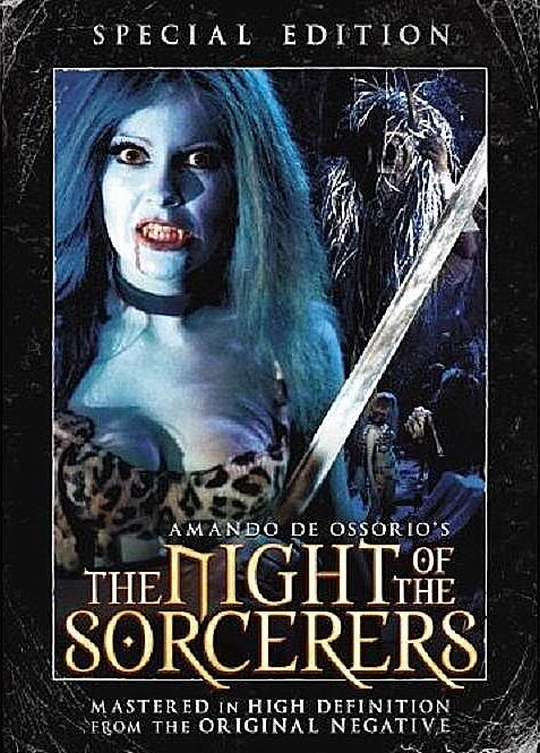 Night of the Sorcerers movie