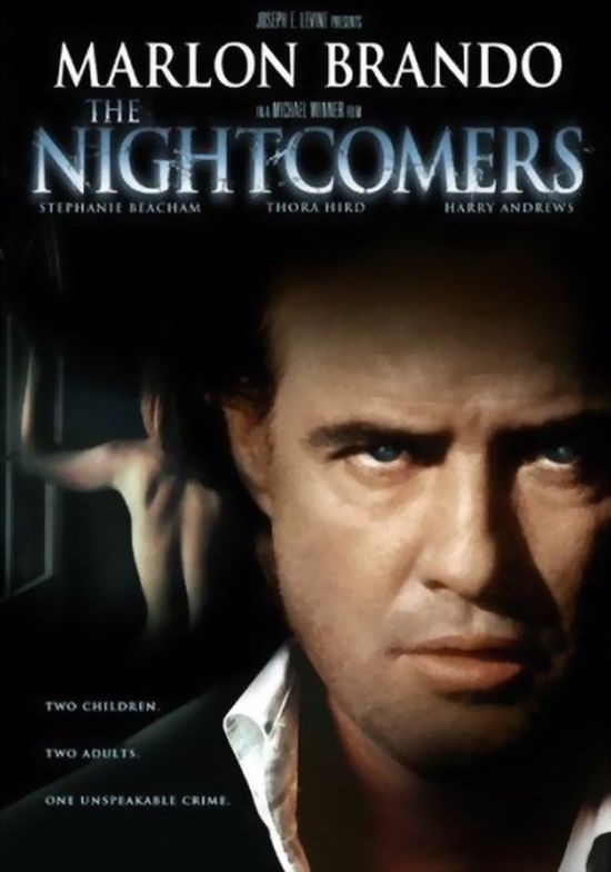 The Nightcomers movie