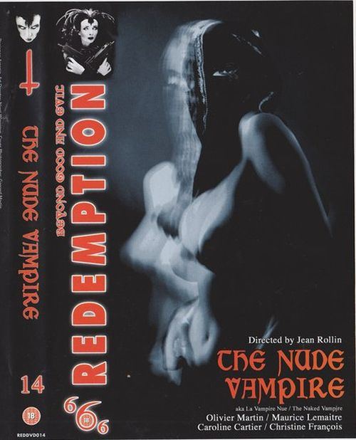 The Nude Vampire movie