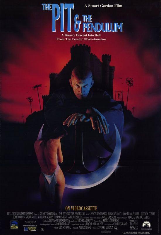 Pit and the Pendulum movie