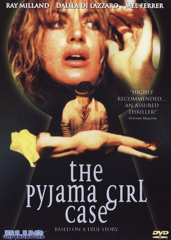 The Pyjama Girl Case movie