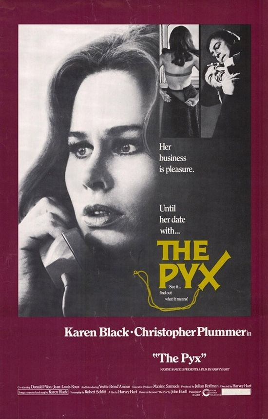 The Pyx movie