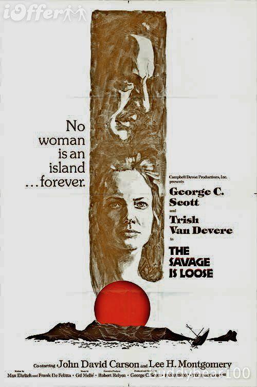 The Savage Is Loose movie
