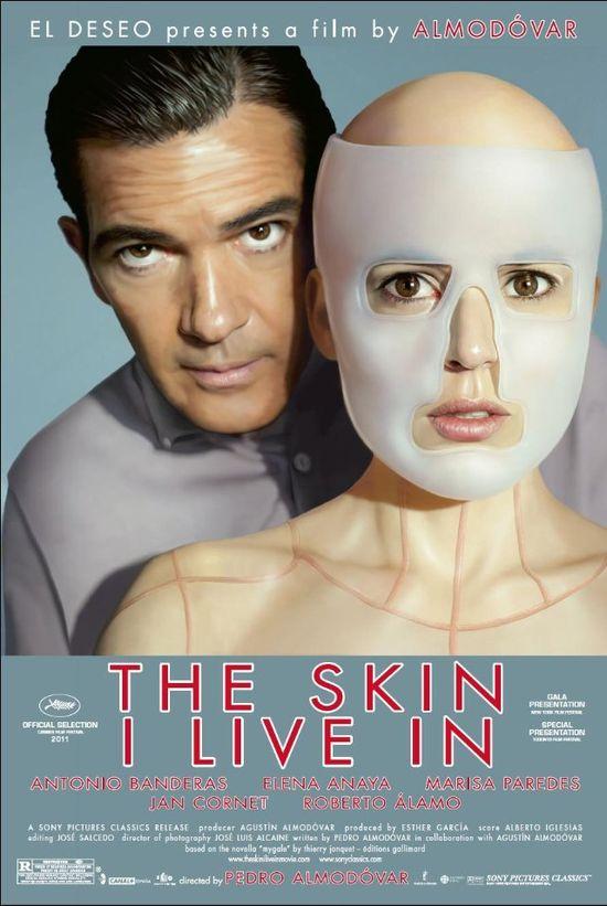 The Skin I Live In movie