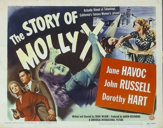 The Story of Molly X movie