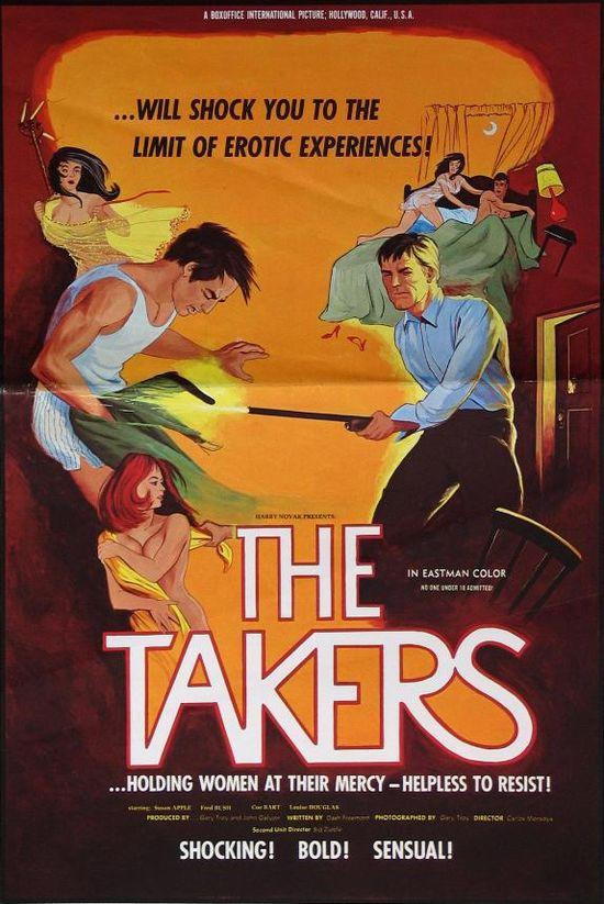 The Takers movie