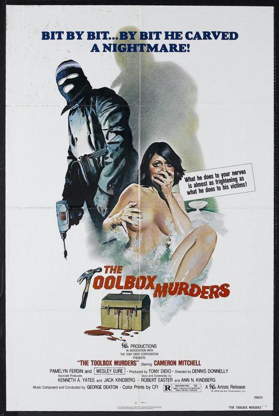 The Toolbox Murders (1978) movie