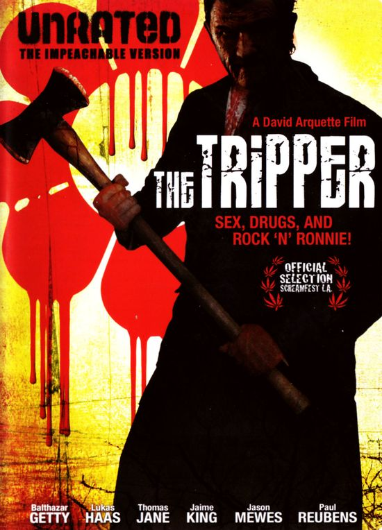 The Tripper movie