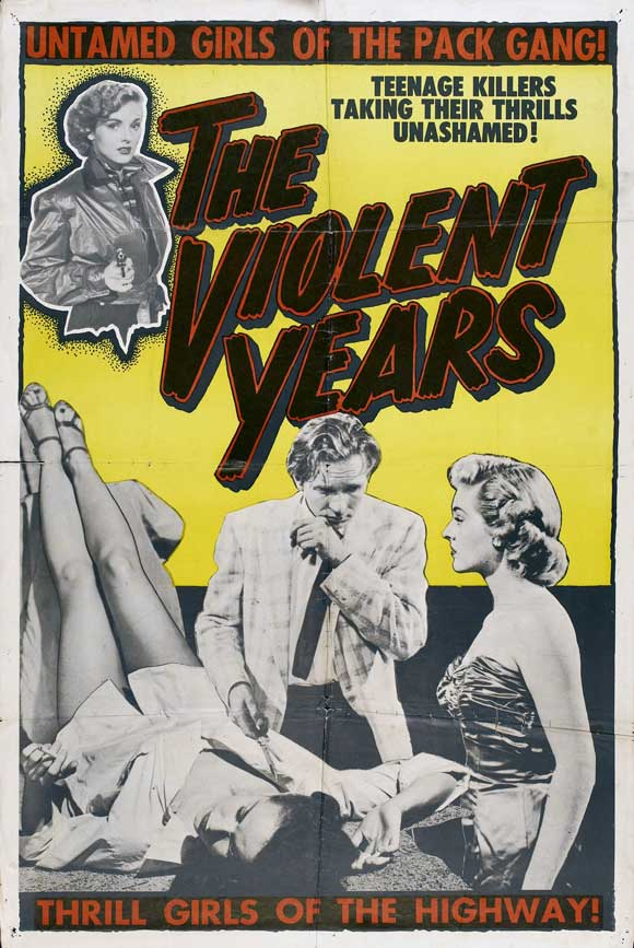 The Violent Years movie