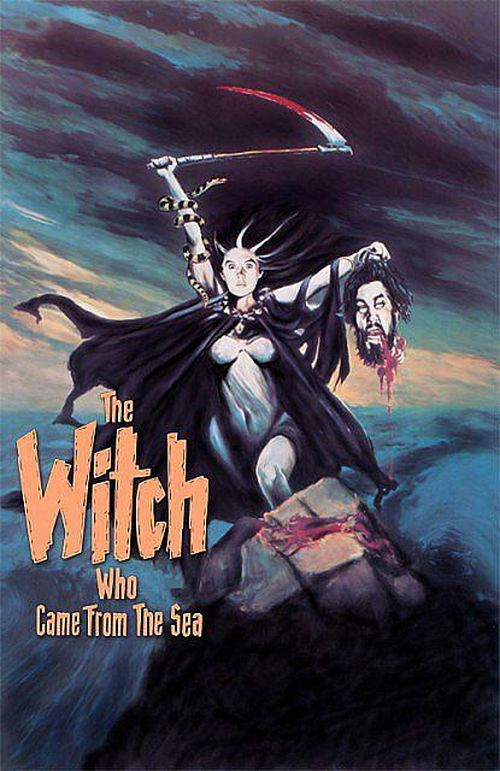 The Witch Who Came from The Sea movie