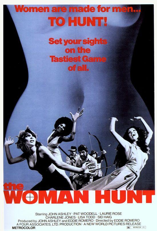 Woman Hunt movie