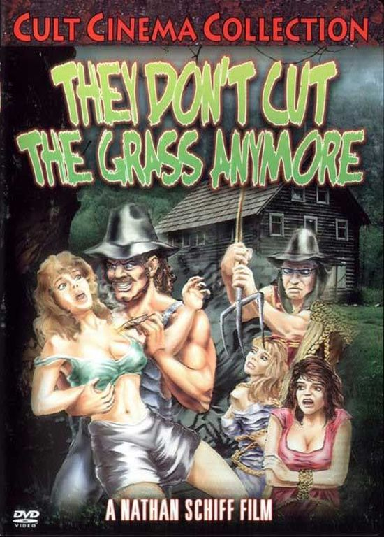 They Don't Cut the Grass Anymore movie