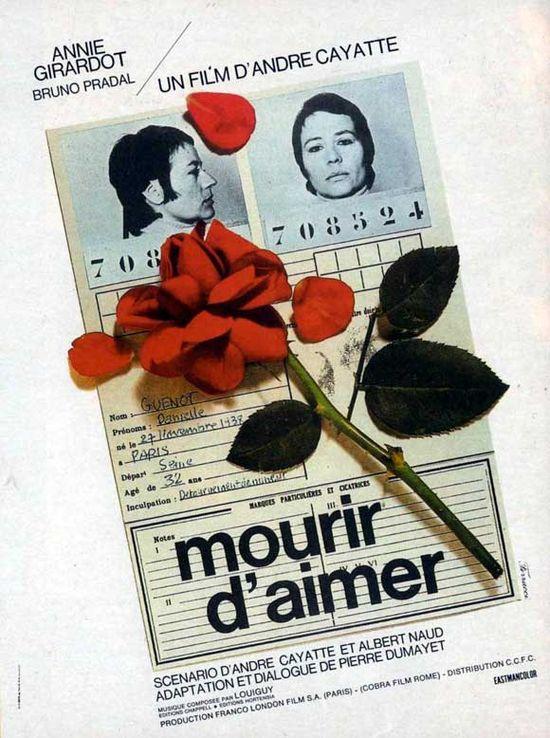 To Die of Love movie