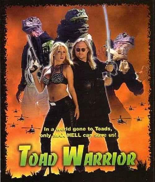 Toad Warrior movie