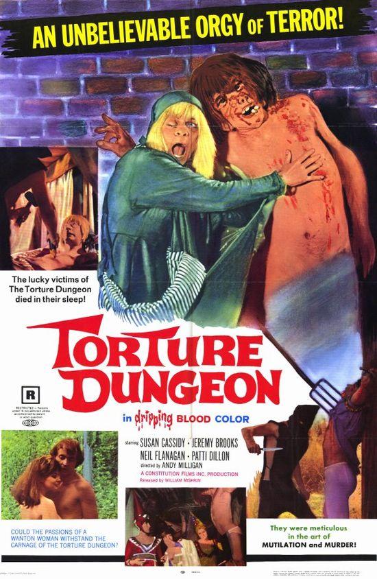 Torture Dungeon movie