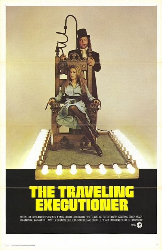 Traveling Executioner movie