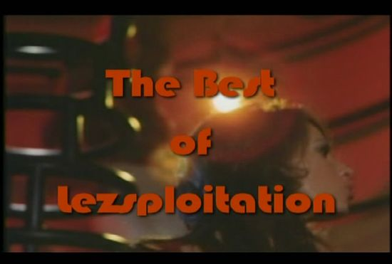 Triple X Selects: The Best of Lezsploitation movie