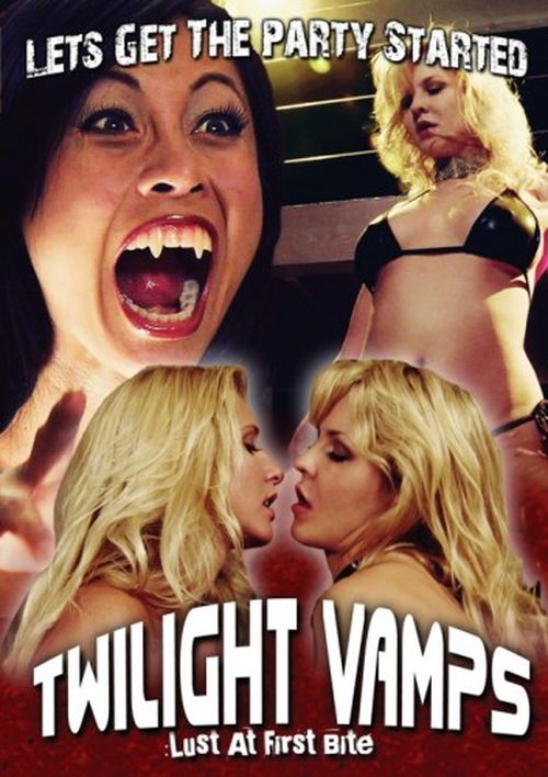 Twilight Vamps: Lust At First Bite movie