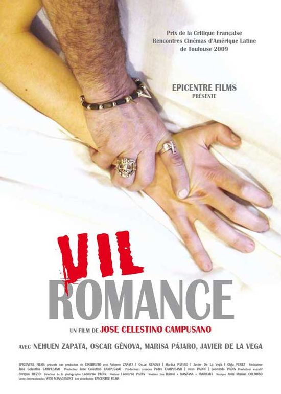 Vil Romance movie