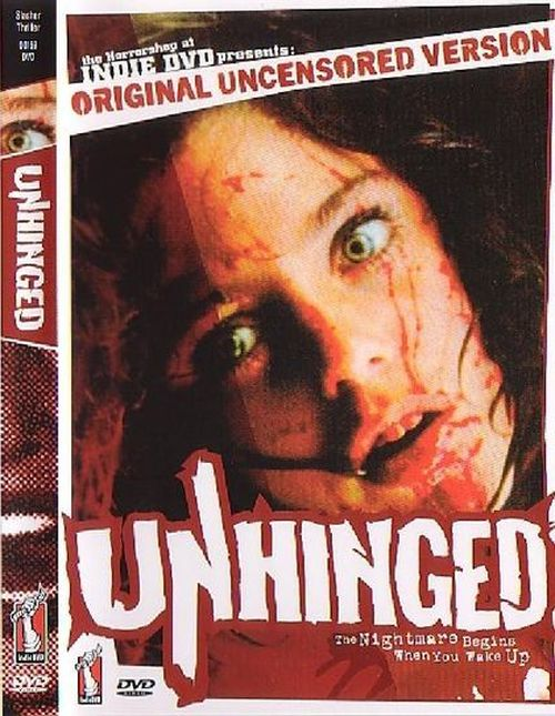 Unhinged movie