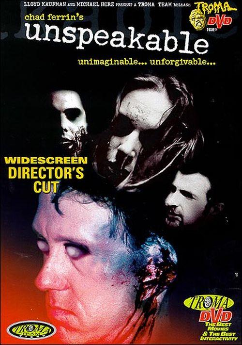 Unspeakable movie