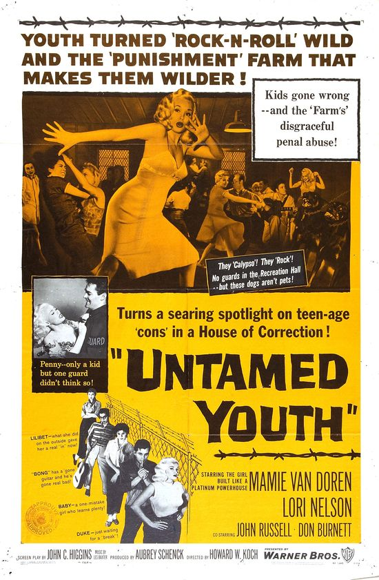 Untamed Youth movie