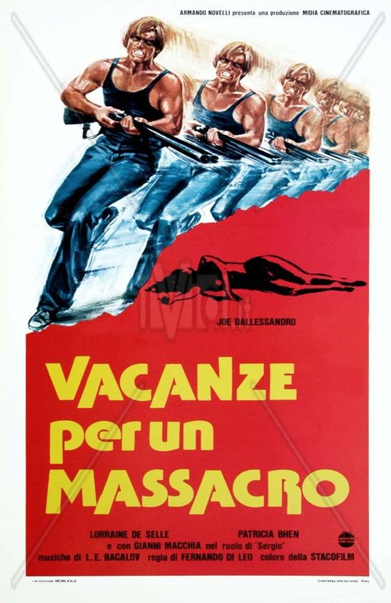 Vacanze per un massacro movie